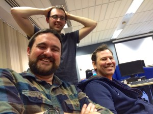 Enjoying Git session - January 2015.